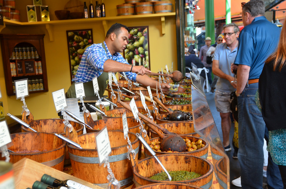 Borough market purveyors of fine food