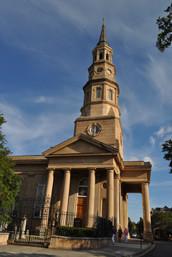 St. Philips, Charleston