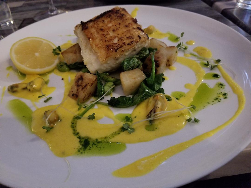Just for the halibut