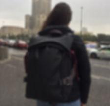 Along, sac à dos urbain professionnel voyage sport imperméable étanche
