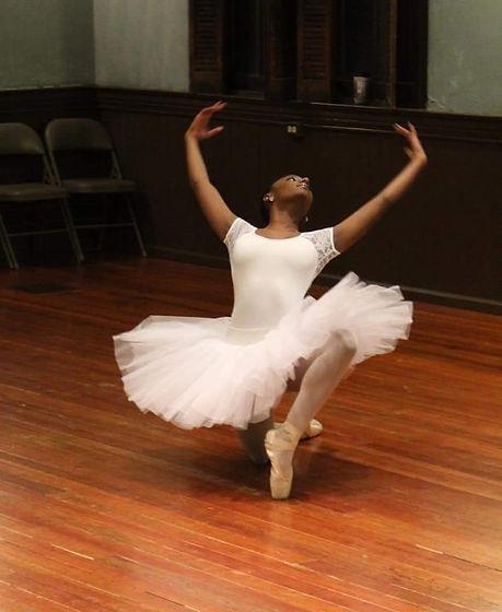 Dancer: Grace Shorter
