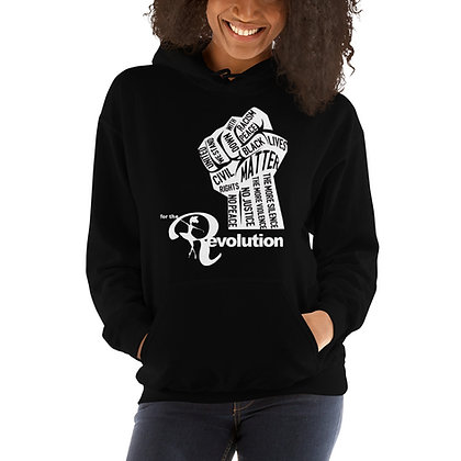 For the Revolution Unisex Hoodie
