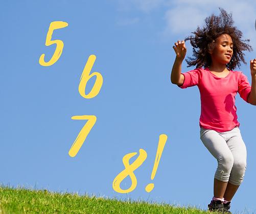 ...5,6,7,8! Dance Camp VIRTUAL