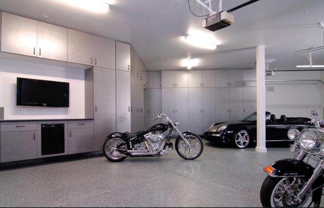 Custom Garage Flooring and Cabinets Franchise