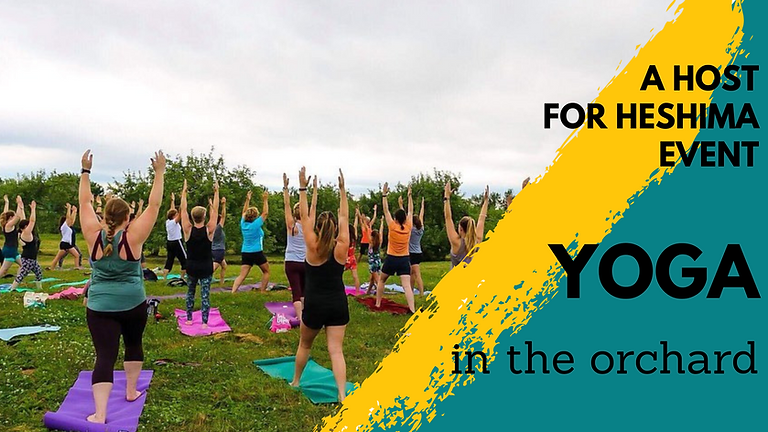 Yoga In The Orchard