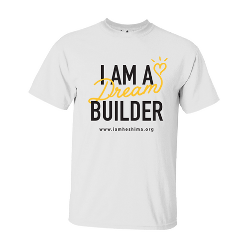 I AM A DREAM BUILDER