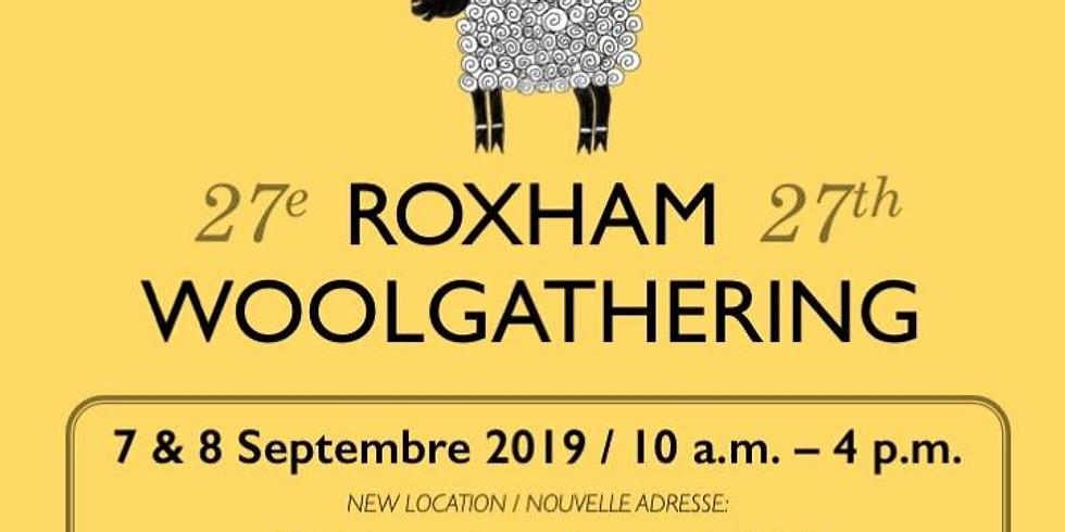 2019 Roxham Woolgathering