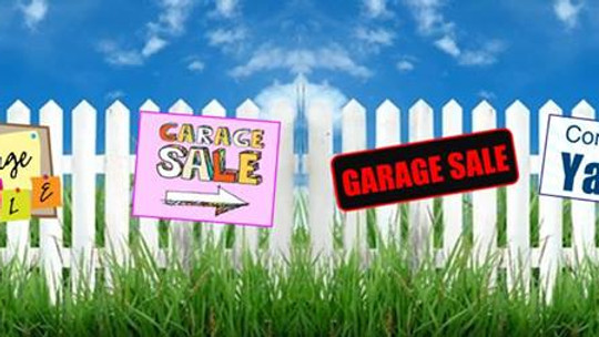 Hemmingford Garage Sales