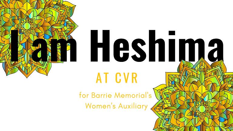 Heshima at CVR