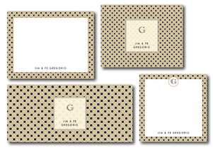 Glam Gold 8 Set