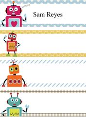 NS - A Robots