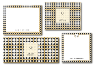 Glam Gold 9 Set