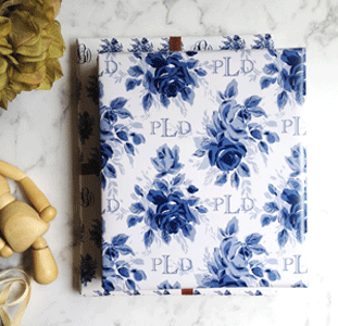 Classic W-3 WRP Floral Toile