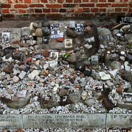 Memorial commemorating the 1,000,000 Jewish children murdered by the Nazis