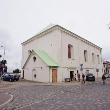 Chmielnik synagogue