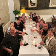 Dinner in Warsaw