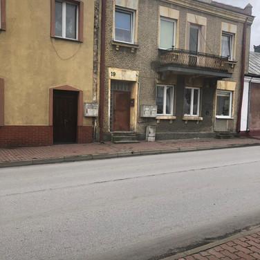 Street in Chmielnik