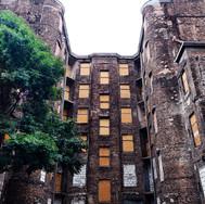 Original  building from the ghetto