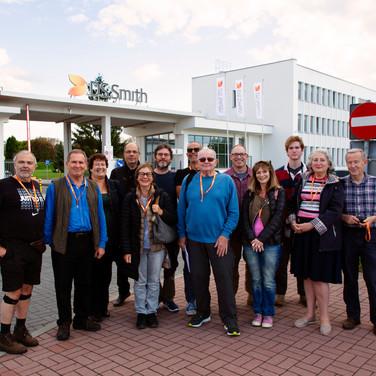 DS Smith factory. Kielce