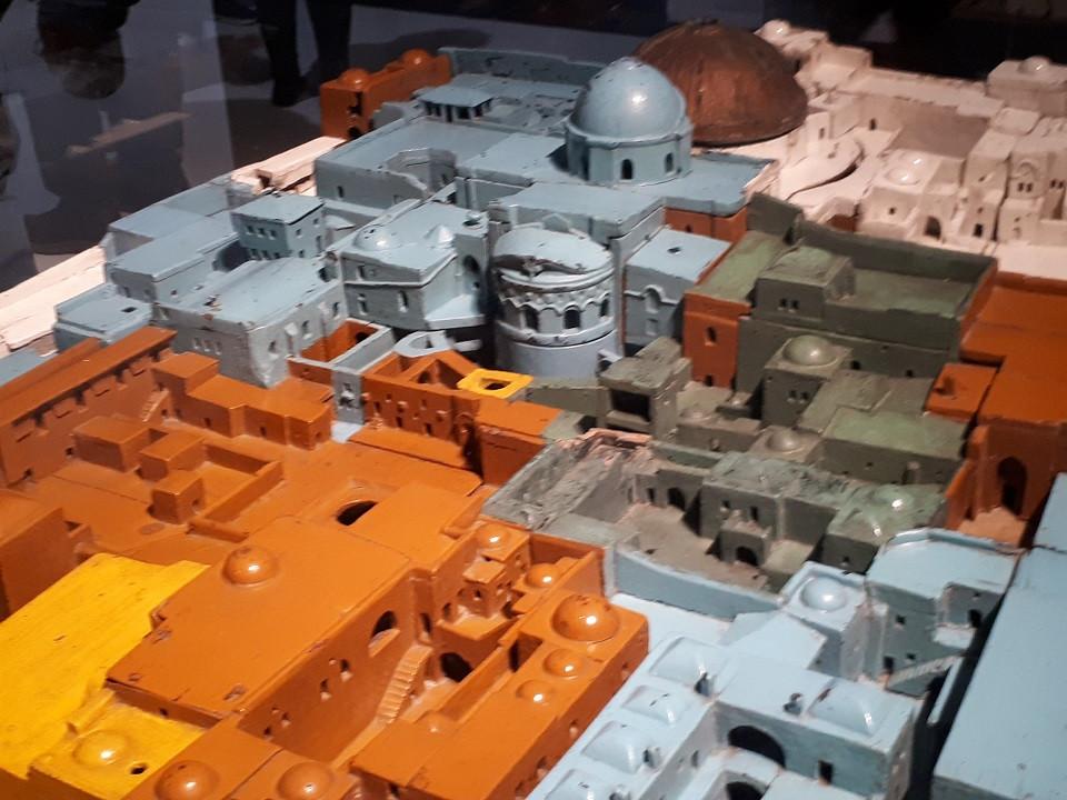 Tel-Aviv Museum of Art: In Status Quo - Structures of Negotiation