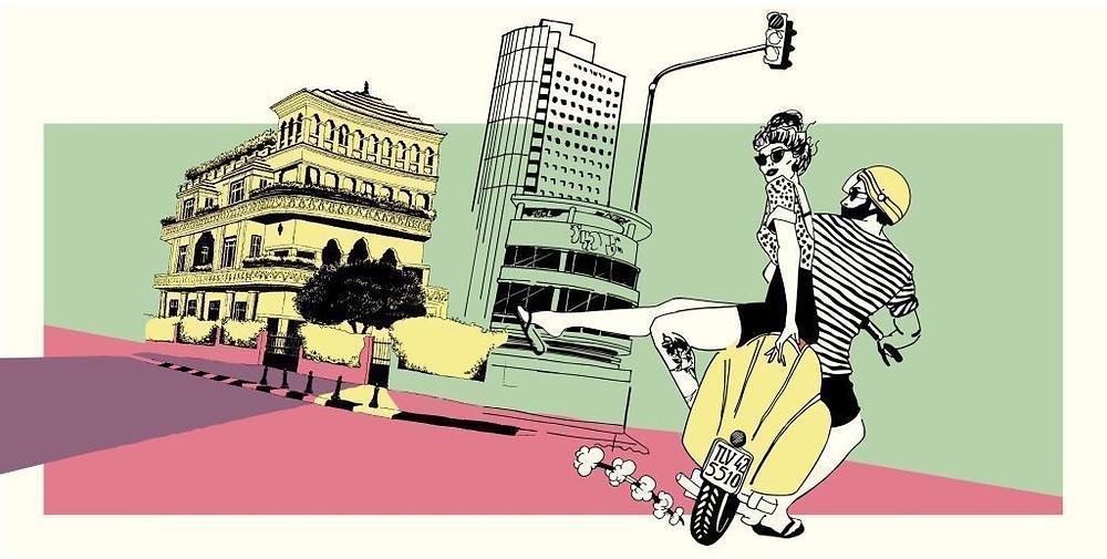 Illustration Week, Tel-Aviv Jaffa