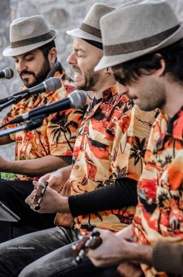 Kibbutz Ginosar Jacob's Ladder Festival: iUKUS IN FABULA