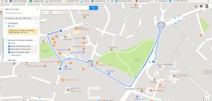 Sderot Trip Map israel-best-trips