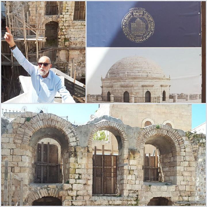 Tiferet Israel Synagogue, Jerusalem