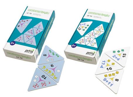 Tiltan: Triangular Dominos