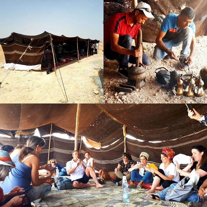 Adnan's Bedouin Tent