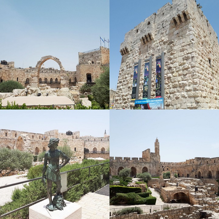 Tower of David Museum: A Photographic Journey to Temple Mount