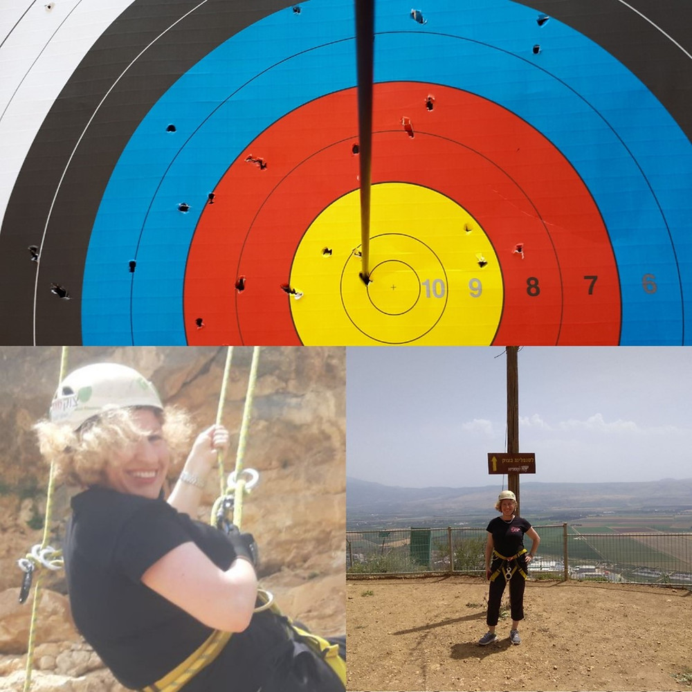 Manara Lodge Extreme Archery and Rappelling