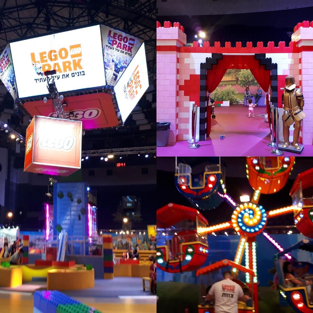 Lego Park Holon Inside