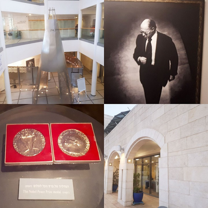 The Menachem Begin Heritage Center