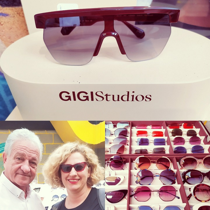 GIGI STUDIOS: Launching Trendy Glasses in Israel