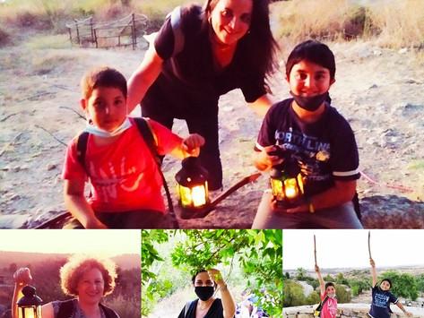 Neot Kdumim: The Lantern Tour of the Biblical Landscape