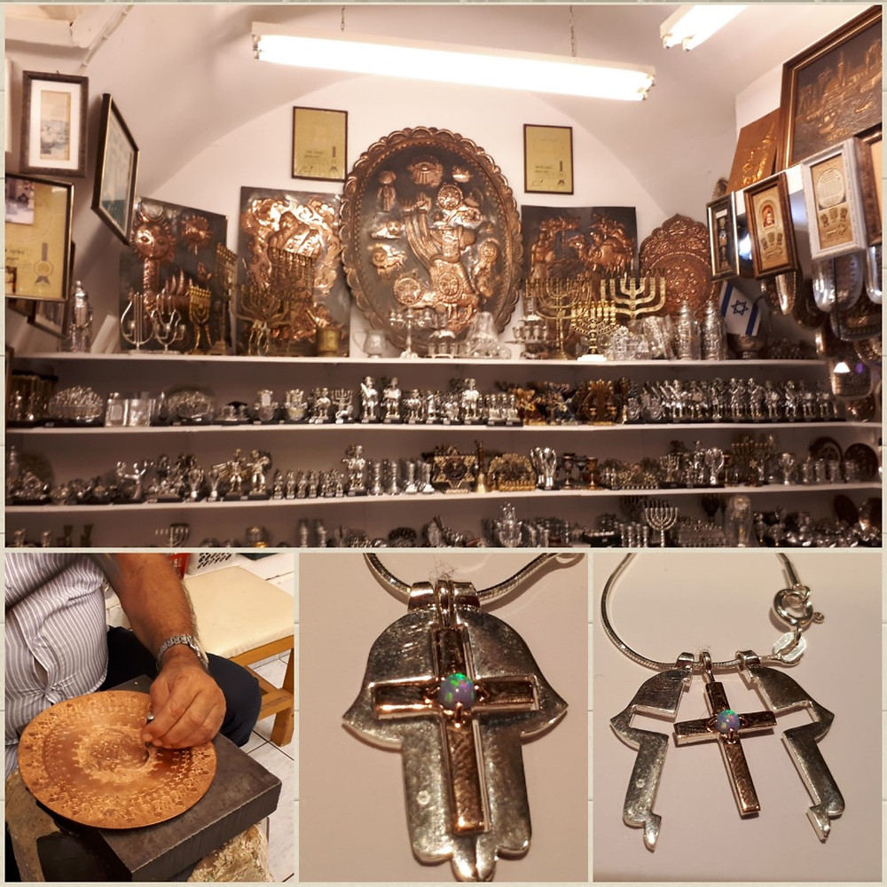Acre Akko Gabriel Mesika and Sons Crafts and Jewelry