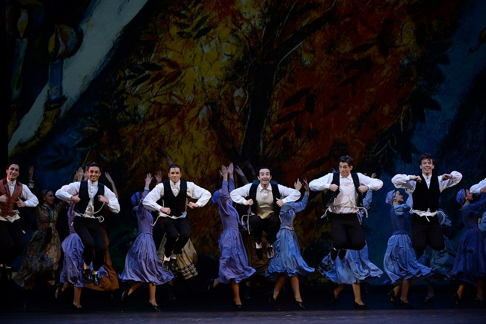 Tango del Plata - Igor Moiseyev
