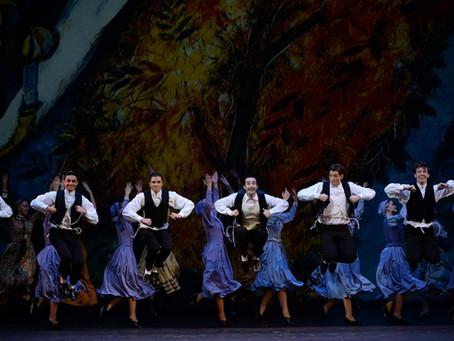 The Igor Moiseyev Ballet Company: TANGO DEL PLATA