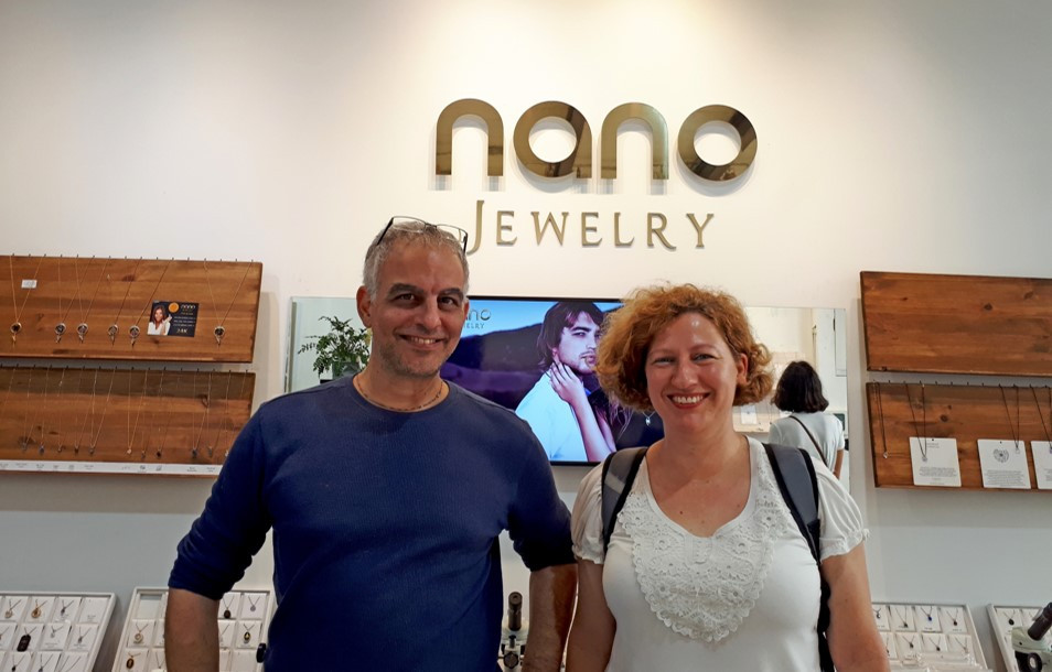 Nano Jewelry with Zohar Ezra