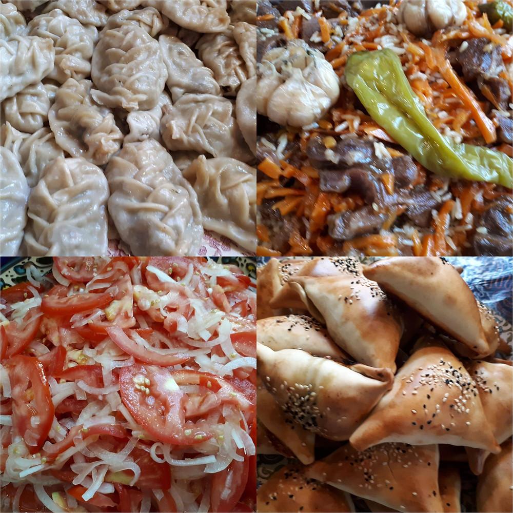 Ramla Ir Olam 2 Bukhari and Uzbek Food