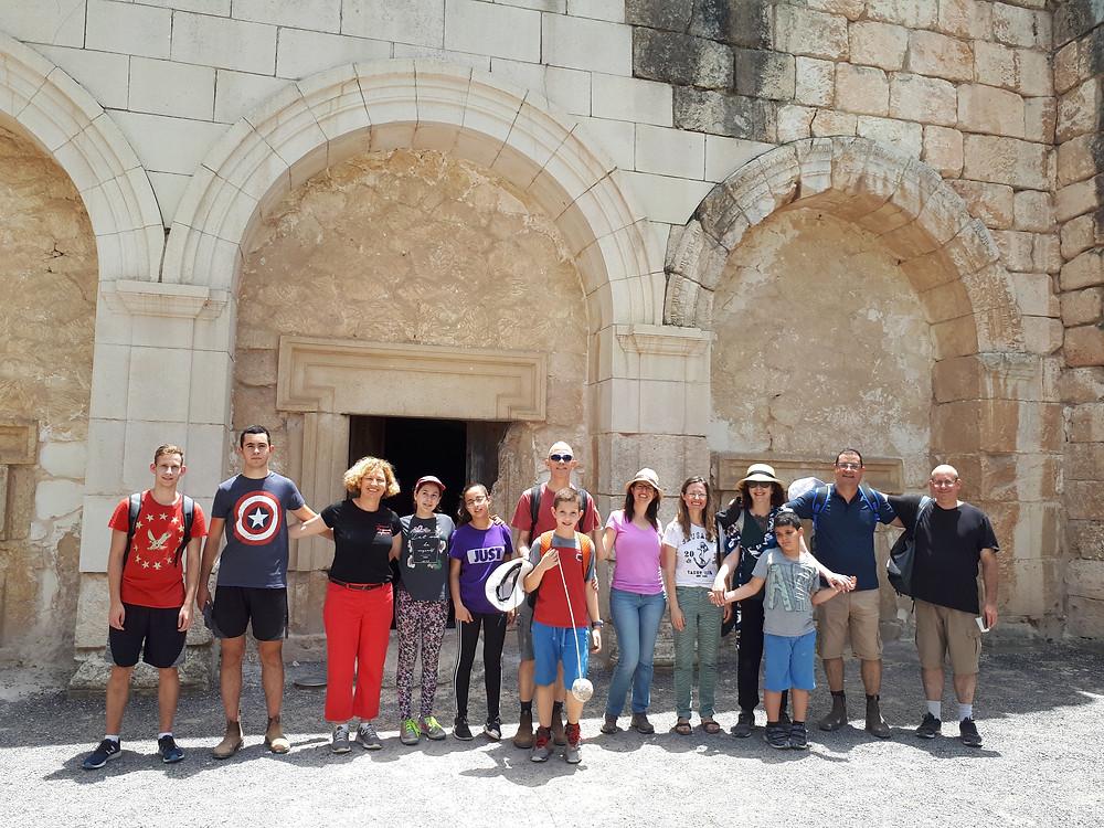 Beit Shearim Necropolis