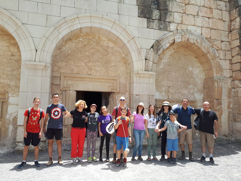 Beit Shearim and Ein Hod: Echoes from the Past