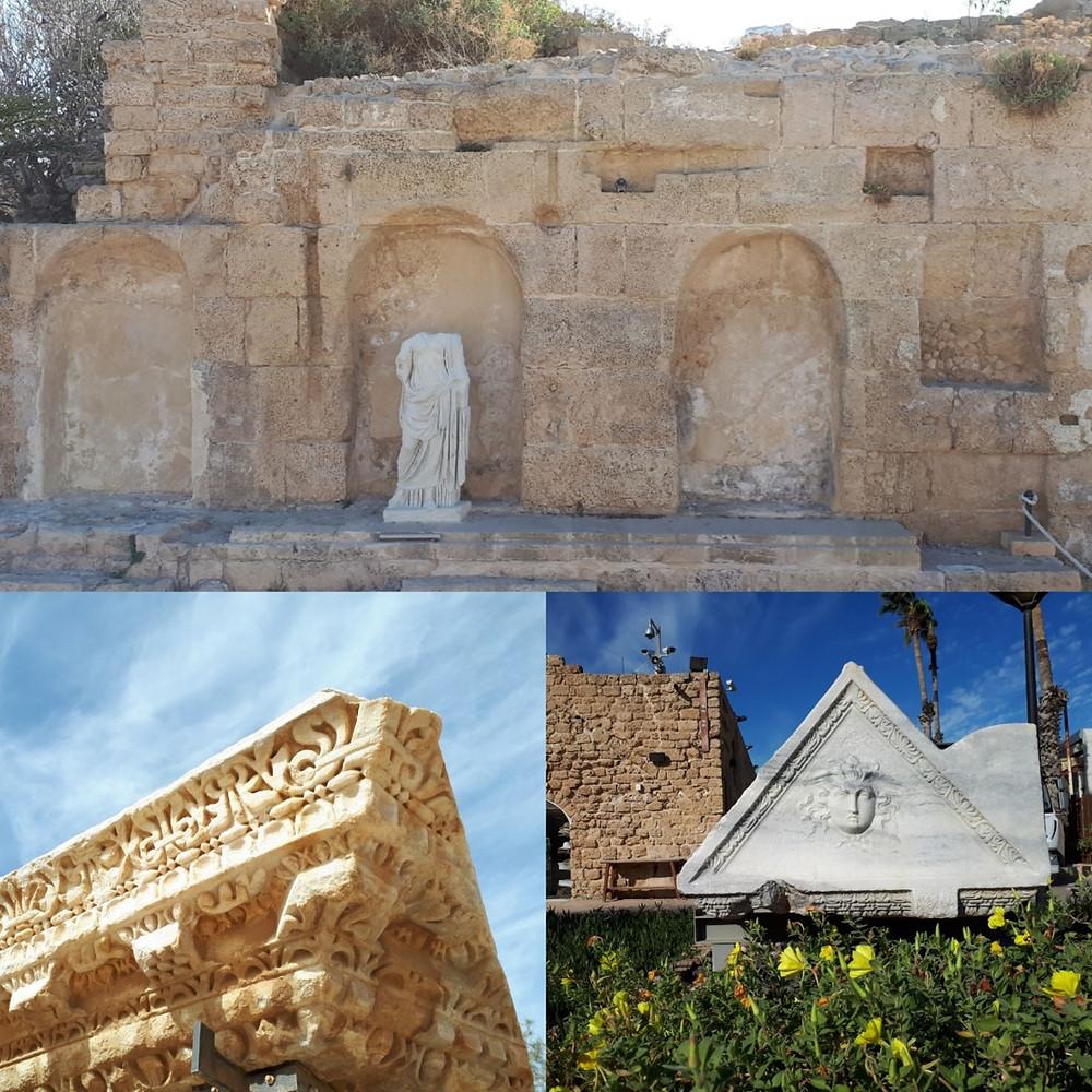 Cesarea Har bor National Park