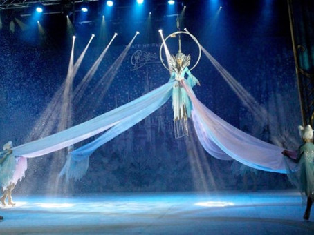A Preview of Moscow's Circus on Ice in 'The Snow Queen' for Hanukkah