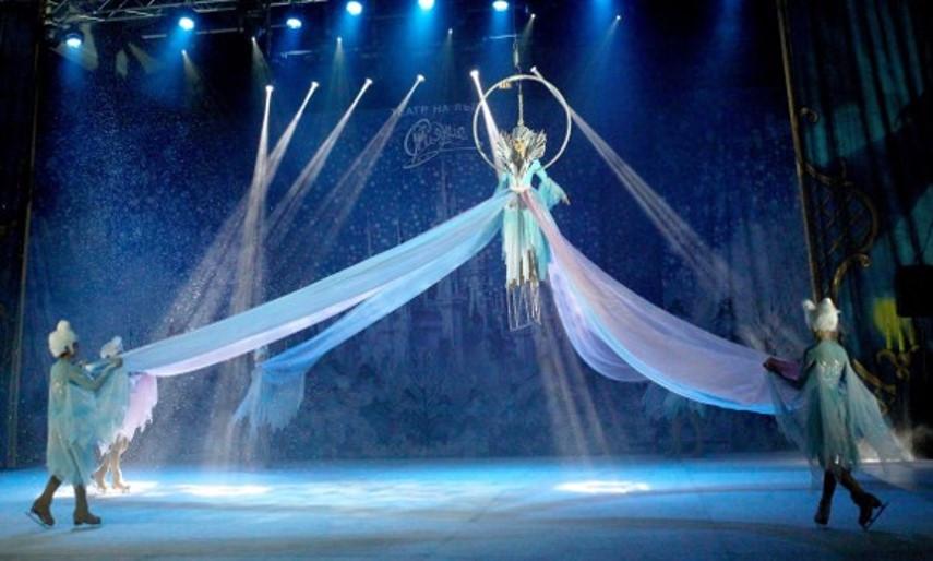 The Snow Queen, Moscow Cirus on Ice, Hanukkah 2018