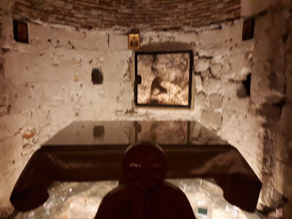 Adam's Chapel, The church of the Holy Sepulchre, Jerusalem