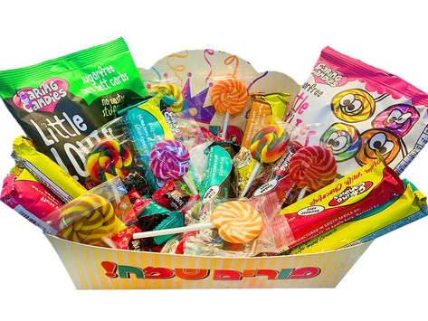 Healthier Food Options for Purim Treats