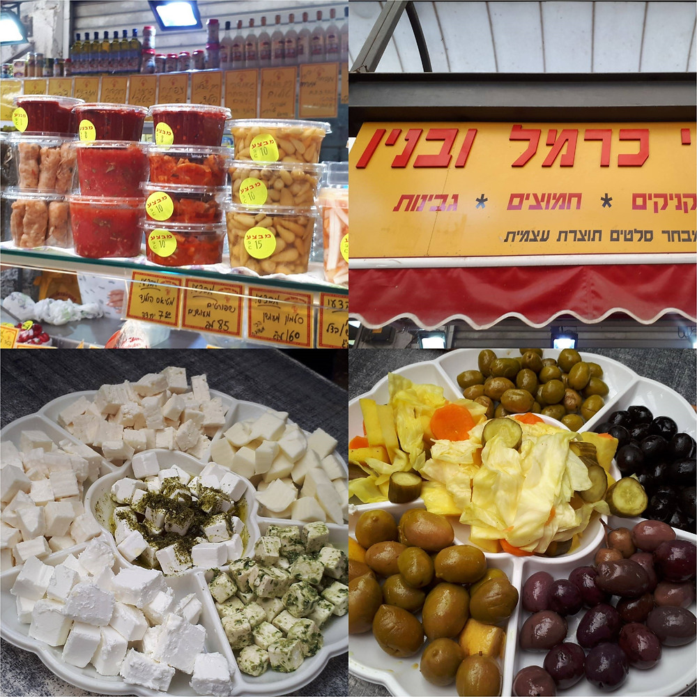 Carmel Shevo Ramla Market