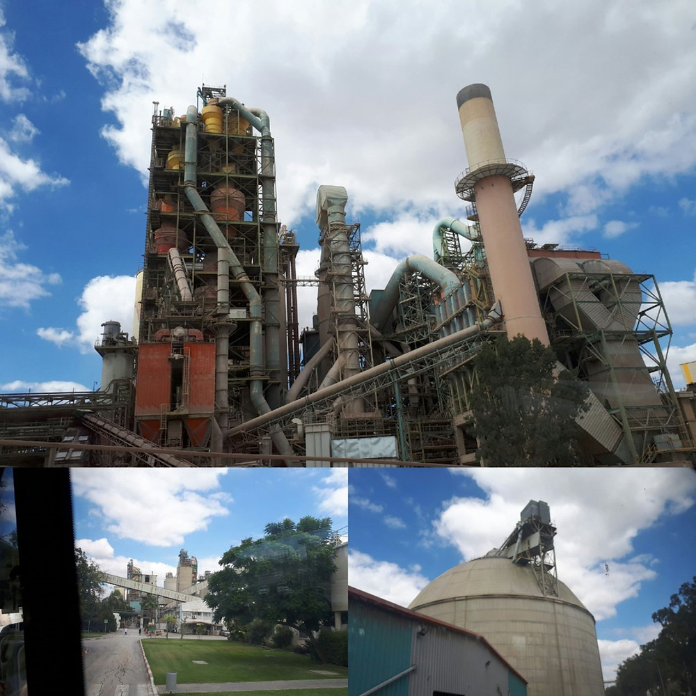 Nesher Israel Cement Industries Ltd., Ramla